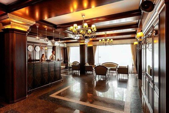 Chichikov Hotel: Hotel Lobby