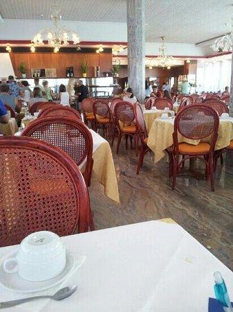Hotel Brioni Mare: sala pranzo