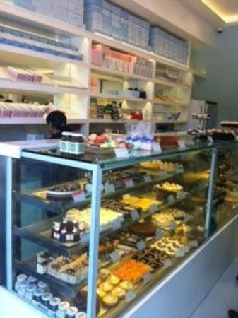 Theobroma : Mouth watering - cant decide