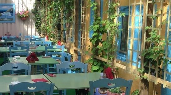 Taverna Hellas: Taverna  Hellas summer