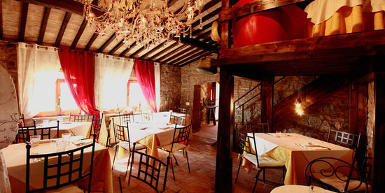Agriturismo Angeli Biondi: taverna1