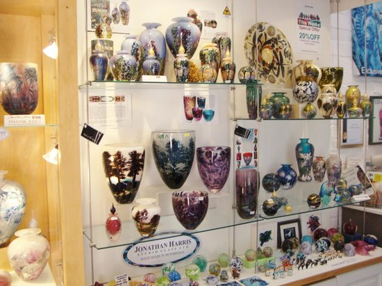 Coalport China Museum: How can you choose?