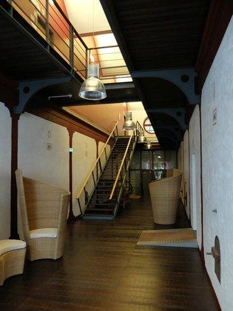 Riberach Hotel Cave-Restaurant : L'hotel