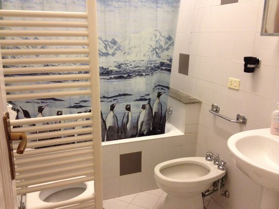 B&B G & G : bathroom