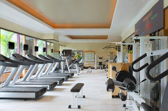 Sheraton Imperial Kuala Lumpur Hotel: Sheraton Fitness