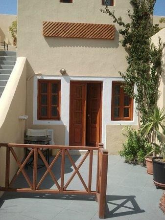Ersi Villas: Our room