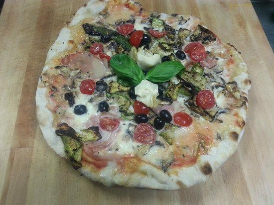Ristorante Pizzeria Disco Verde : le nostre pizze