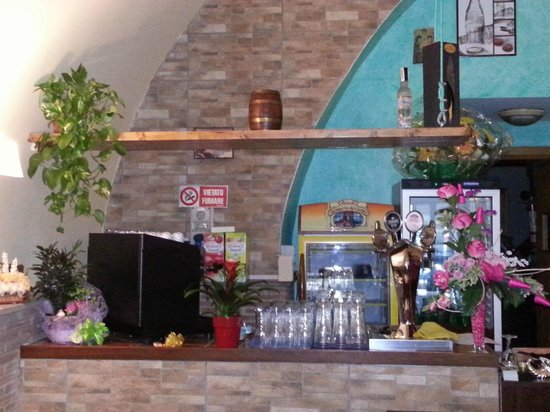 Ristorante Pizzeria Disco Verde : qualchè novita del locale