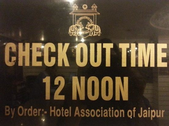 Hotel Kanchandeep Check Out Time