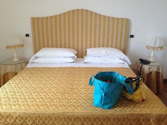 Villa Garden Hotel : camera