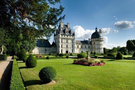 Valençay (Valencey), Francia: Château de Valençay