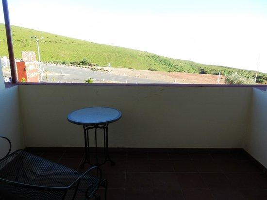 Hotel Pico da Urze: Widok z okna na chmury