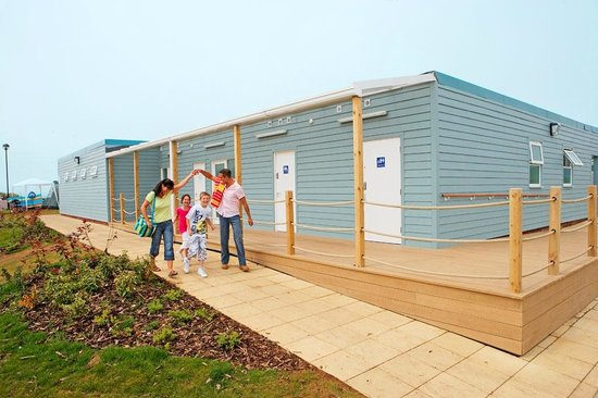 Blue Dolphin Holiday Park Haven Filey Campground