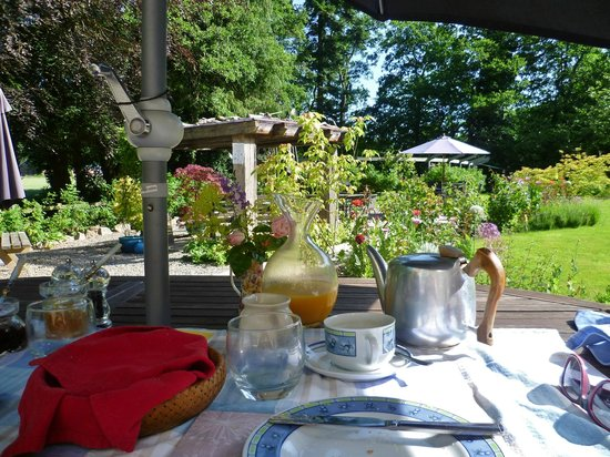 Lowther House : breakfast