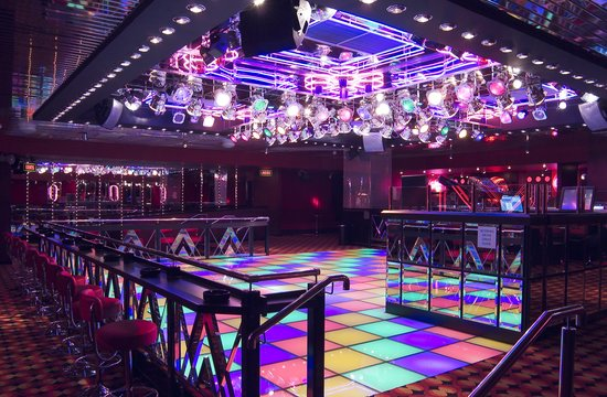 Oceana: The Disco Room