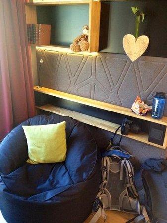 Anthony's Life & Style Hotel: Sitzeckebim Doppelzimmer