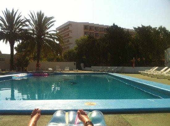 Hotel Apartamentos Sol Bay: pool