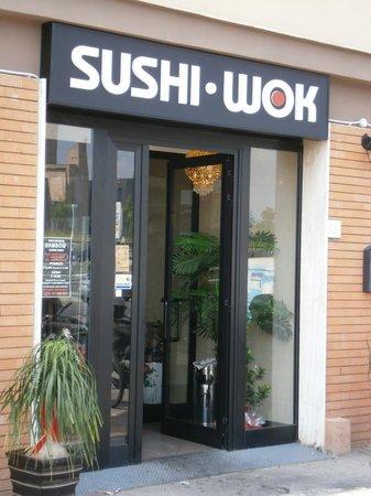 Ristorante Sushi Wok Bamboo