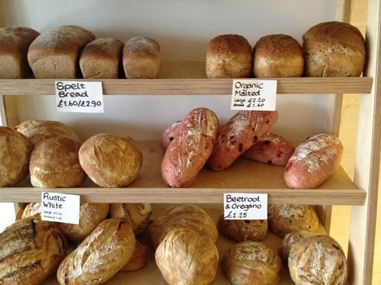 Henderson's Artisan Bakery & Cafe: breads