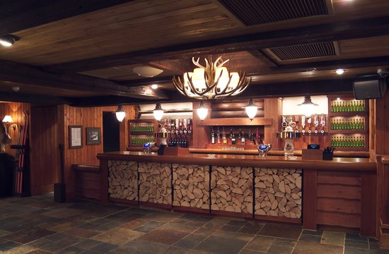 Oceana: The Ski Lodge Bar