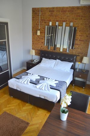 Apart Hotel Taksim: Double Room