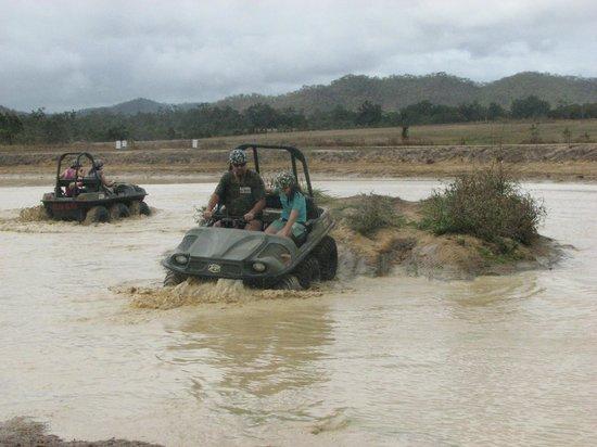 Biboohra, أستراليا: Obstacles