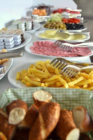 Apart Hotel Taksim : Buffet-Breakfast