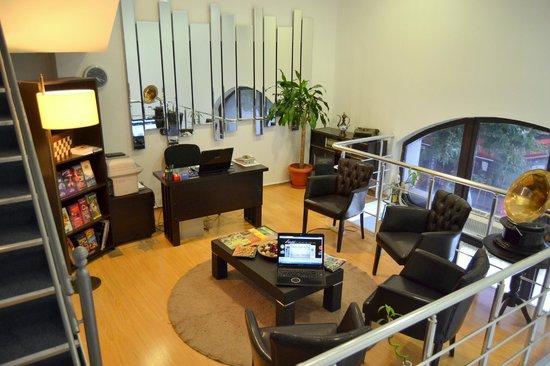 Aytuna Hotel : Lobby