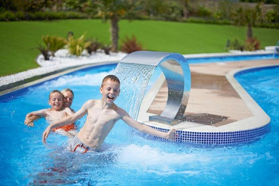 Weymouth Bay lazy river - Picture of Weymouth Bay Holiday Park ...