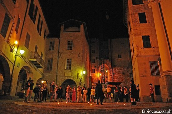 Autunnonero Ghost Tour Triora