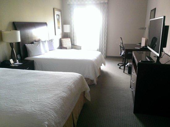 Hilton Garden Inn Frederick: The room