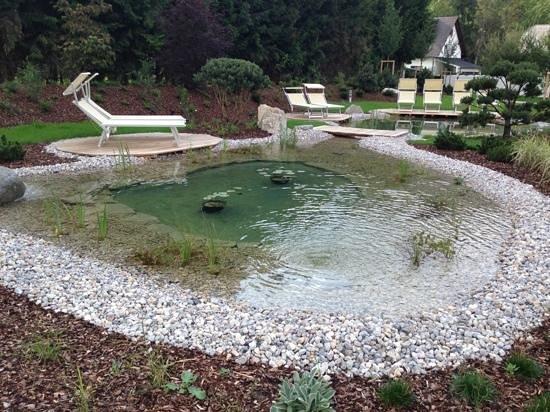 Falkensteiner Hotel Schladming: giardino e relax