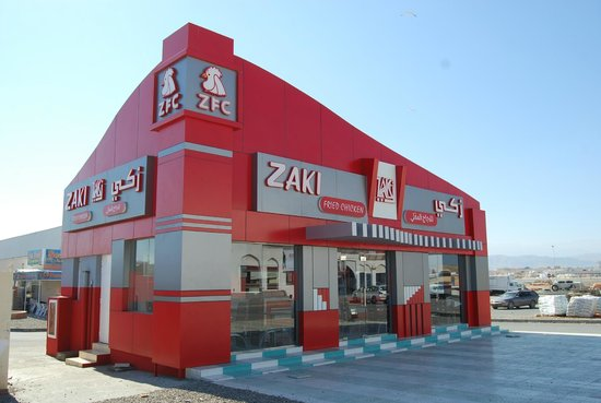 Zfc. Zaki Fried Chicken