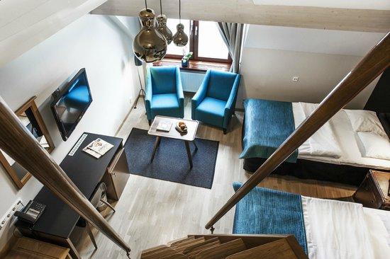 Hotell Liseberg Heden : Family room with loft