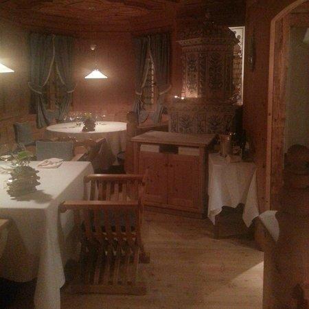 Gourmet-Restaurant Anna Stuben: una delle sale del ristorante