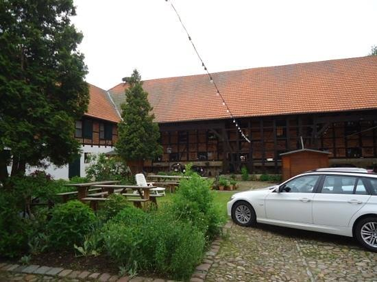Hotel Allerhof: Add a caption