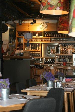 Istanbul Culinary Institute : interno