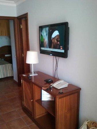 Apartamentos Dorotea: Television