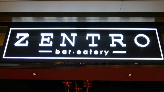 Zentro Bar and Eatery
