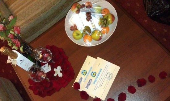 Maxima Slavia: Комплимент от отеля
