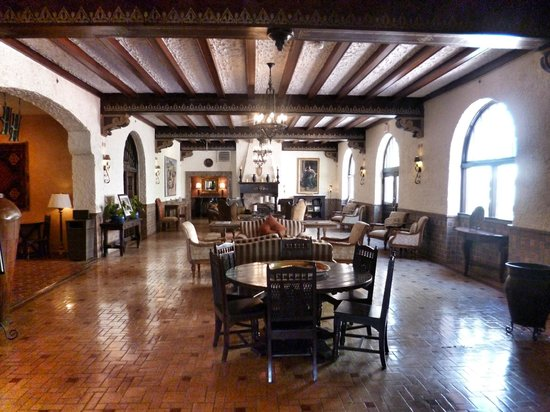 Holland Hotel: The main lobby