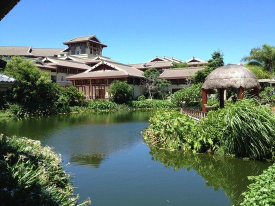 Hilton Sanya Yalong Bay Resort & Spa: spa area