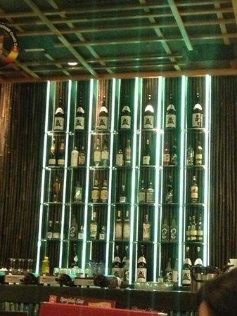 Watami: Beverage counter