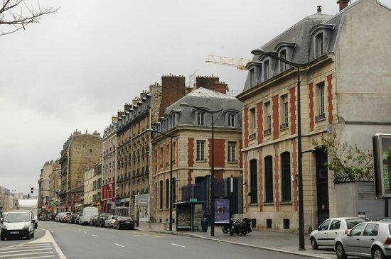 Way to rooms picture of mercure paris porte de pantin pantin tripadvisor - Fourriere porte de pantin ...