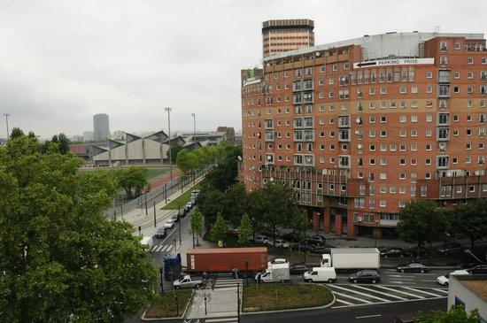 Mercure Paris Porte de Pantin: View from room