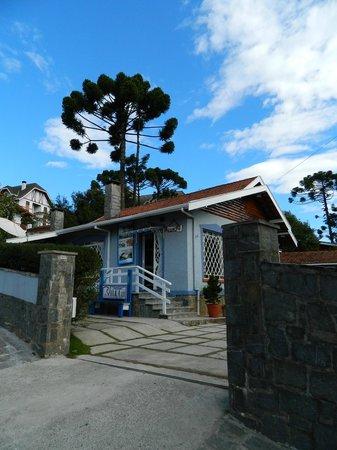 Pousada Villa Agi: Fachada da pousada