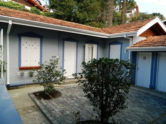 Pousada Villa Agi: Área dos quartos