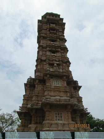 Vijay Stambha: Excellent piece of Architecture