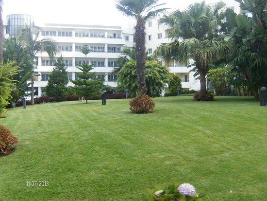 The Jardins d'Ajuda Suite Hotel: Jardins