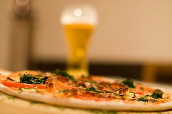 Ristorante Zingaro: Pizza allo Zingarò